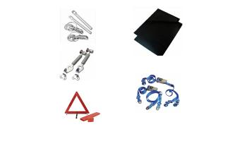 Accessories - helmets, seats, belts (45)