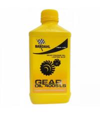 GEAR OIL 4005LS 75W140