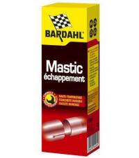 Paste, mounting, for exhaust systems