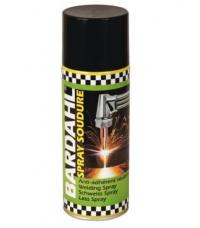 Welding protection spray