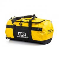 75 L YELLOW TRAVEL BAG