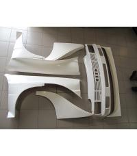 Audi S1 Light Body kit Fyberglass