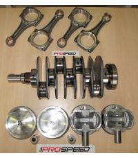 Subaru STI 2.5, Piston, Piston Rod, Crankshaft Kit