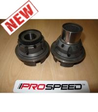 Audi S1 T3 torsen adaptor to fit 01E 6spd gearbox