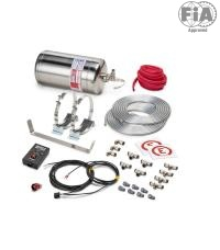 Sparco fire extinguisher system 014772EXL