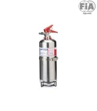 Sparco ultra-light extinguisher 014773BXLN2