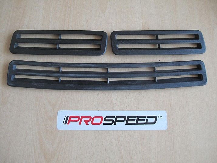 Audi Sport Quattro Hood Air Vents Set