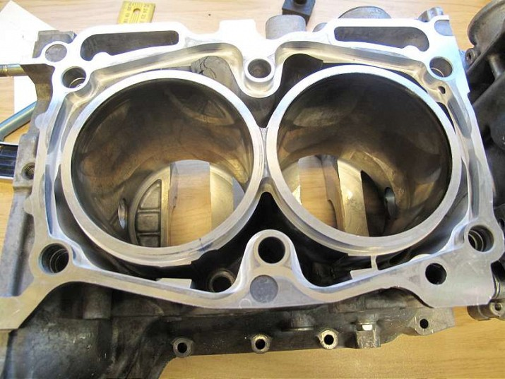 Closed Deck Plate Subaru Sti 2 5 Ej 25
