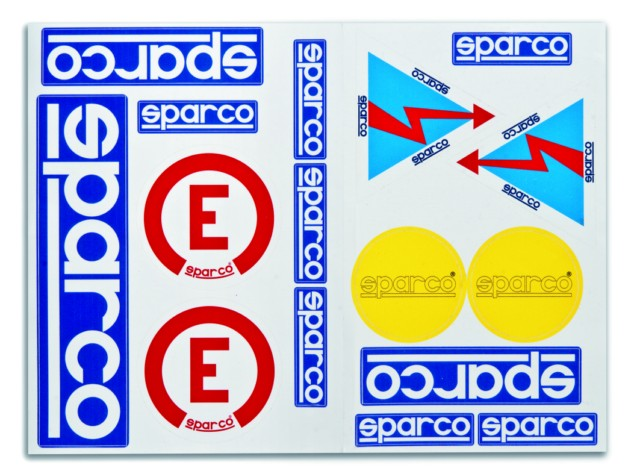 Sparco Stickers